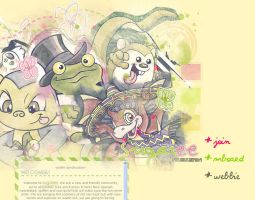 neopet layout 3 by tiffydoll