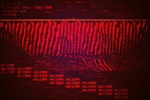 welcome.exe by jenmode