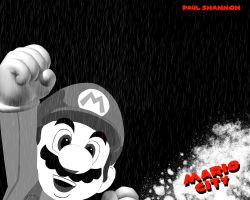 Sin Mario by luap89