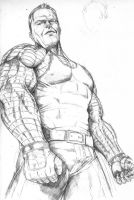 colossus by jlonnett