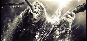 Tom Araya by The35thChamber
