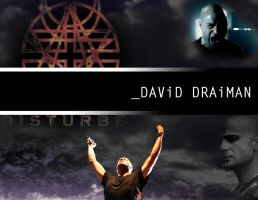 David Draiman Background by synyster-gates-A7X