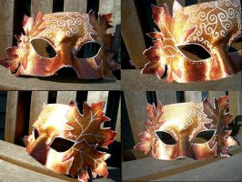 Autumn Mask 1 by Jedi-With-Wings