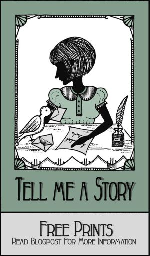 Tell me a Story - Poster 1