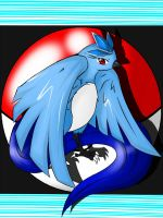 My Favorite Pokemon : Articuno by ArchRizal