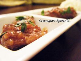 Lemongrass spareribs by Nami914