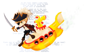 APH - Trade: Yellow Submarine by Nabiku-Kikuta