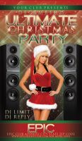 Ultimate Christmas Flyer Template by tinachang89