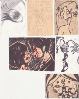 Art Cards Set 1 by Lizzie-Leeches