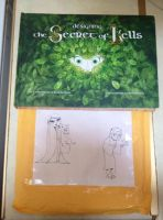 Designing The Secret Of Kells by extraphotos