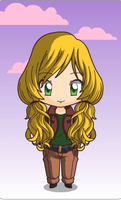 chibi glimer by queenlisa