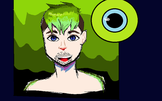 Just some jacksepticeye fanart by mehshania