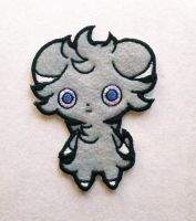 Espurr Machine Embroidered Applique by TheHarley