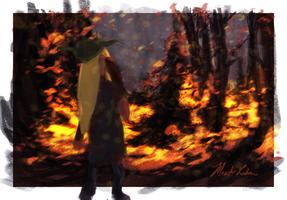 Hiccup's Quest - Tuffnut Discovers Fire! by masterrohan