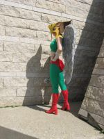 Hawkgirl Costume 3 by msventress
