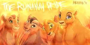 The Runaway pride by ArmanaTLK