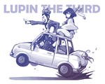 Lupin the third by aulauly7