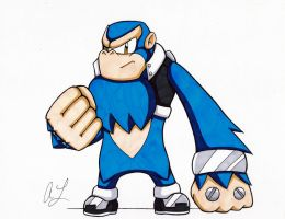Sonic Universe: Magna the Ape by toonartist