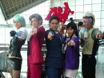Ace Attorney team I AT WCG07 by xrysx