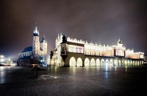 Cracow 2 by mkev