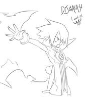 Disgaea 4: Valvatorez -base- by JARV69