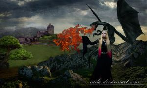 Dragon's mistress by aula