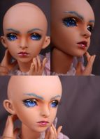 Faceup Dollzone Annie by Kaalii