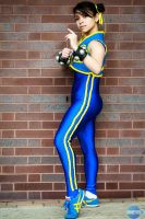 Chun Li - Street Fighter Alpha by miss-gidget
