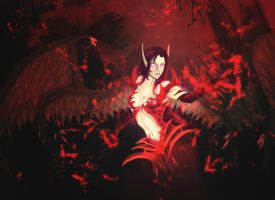 ::LoL:: Blackthorn Morgana by Neiths