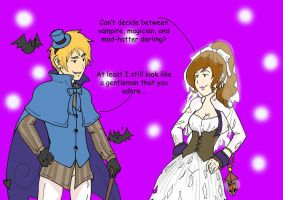 APH: What are you by MieKuning
