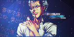 Grimmjow Signature by DeathB00K
