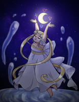 Princess Serenity by BunnyGirl103