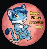 Uterine Freedom Day by AokiBengal