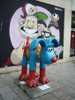 Gromit Unleashed - Hero by artjuggler