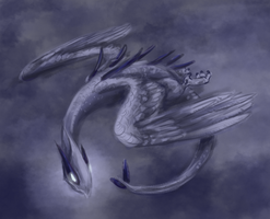 The Guardian of the Depths by redkitebait