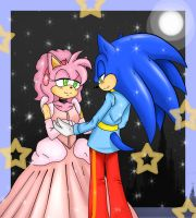 RQ: SonAmy Cosplay 2 by ss2sonic