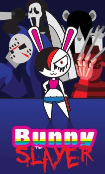 Bunny the Slayer by Inspectornills