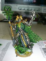 Imotekh the Stormlord by Danhte