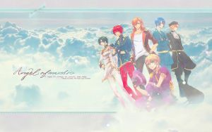 Uta no prince sama wallpaper by lady-alucard