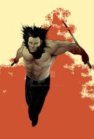 deviation 25-Wolverine1 by FrankDa
