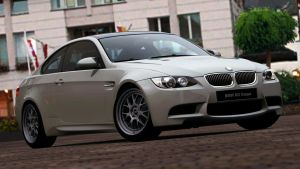 2007 BMW M3 Coupe (Gran Turismo 5) by Vertualissimo
