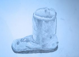 Uggs by blackstormwarrior