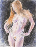Ginger power n form by mozer1a0x