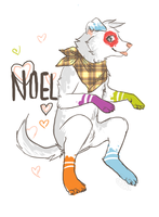 donation comm - noel by alpacasovereign