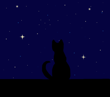 Is Starclan There by YellowfangOfStarclan