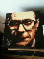 Gary Oldman - Hama Beads by SwePerl
