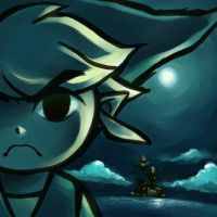 LoZWW serious Link by Sii-SEN