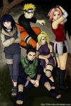 Naruto: 3 Years Later Close up by jessicasalehi