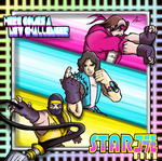 Starbomb Album Cover (Disclaimer... NOT REALLY!..) by Il-Piccolo-Torero