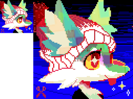 pixel test by dangerscissor